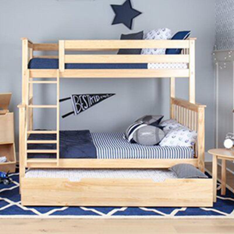 Mẫu thiết kế phòng ngủ đôi cho 2 bé trai