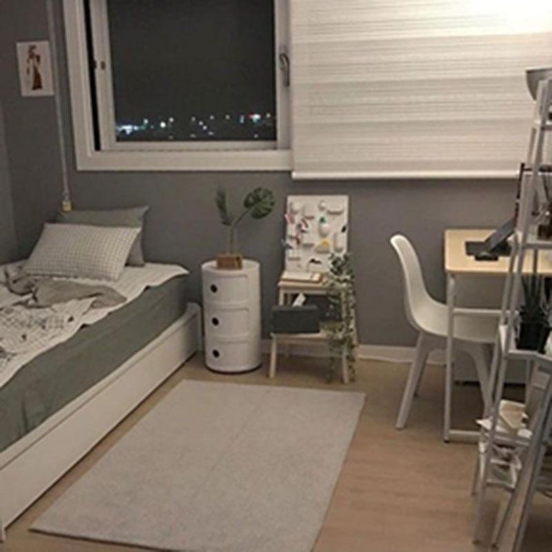Mẫu thiết kế phòng ngủ diện tích từ 4m2 - 5m2
