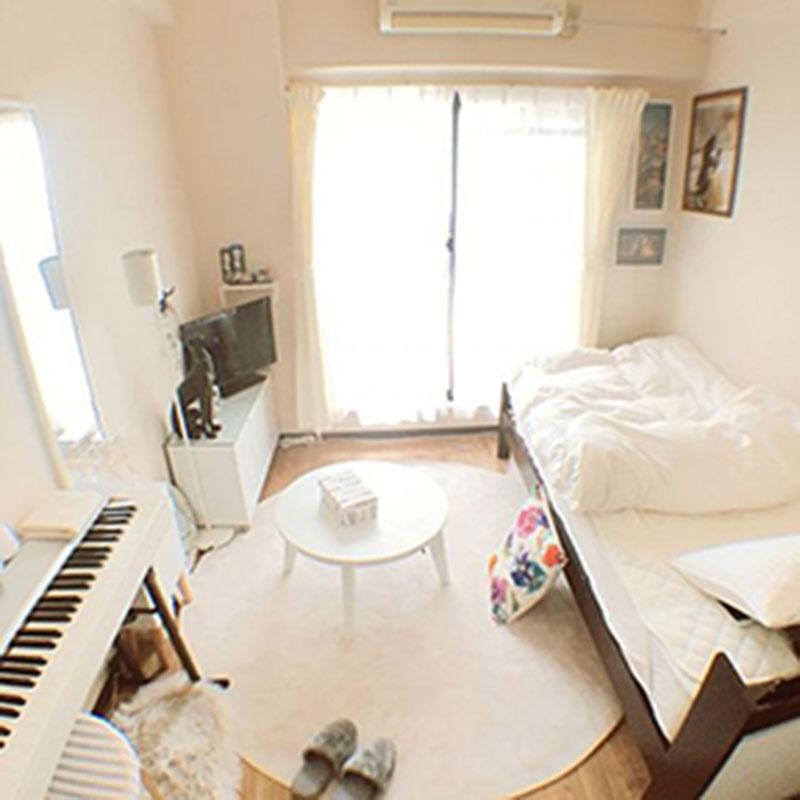 Mẫu thiết kế phòng ngủ nhỏ với diện tích từ 6m2 - 7m2