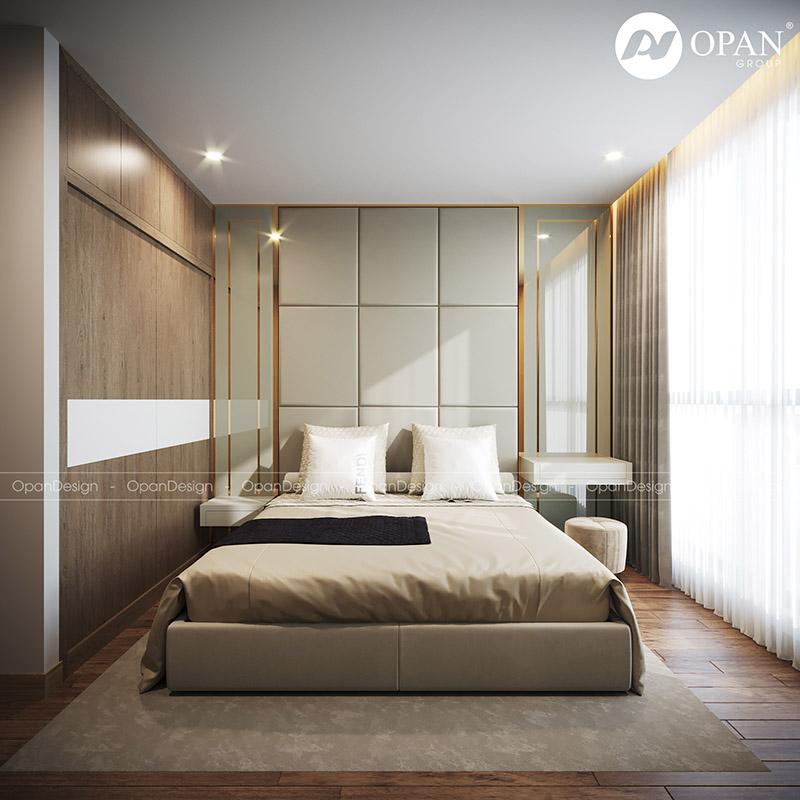 Thiết kế nội thất phòng ngủ diện tích 15m2 - 20m2