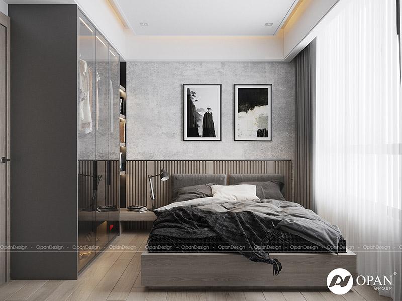 Mẫu thiết kế nội thất phòng ngủ nhỏ 5m2 - 8m2