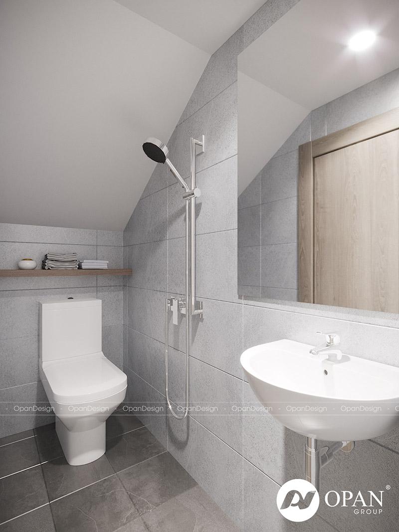 Nguyên tắc về hình dáng của phòng tắm, nhà vệ sinh
