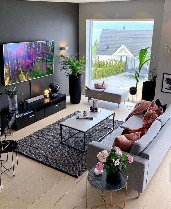 Thiết kế căn hộ mini với diện tích 35m²
