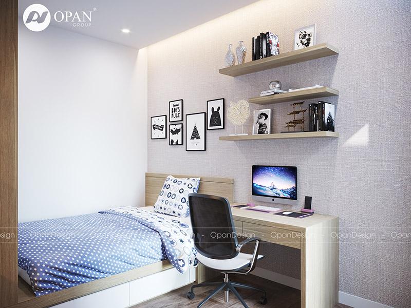 Xác định kích thước phòng ngủ