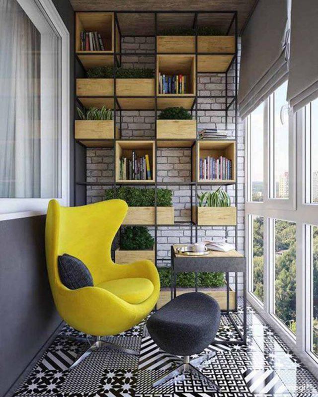 Trang trí, thiết kế ban công chung cư đẹp trọn gói tại Opan Việt Nam