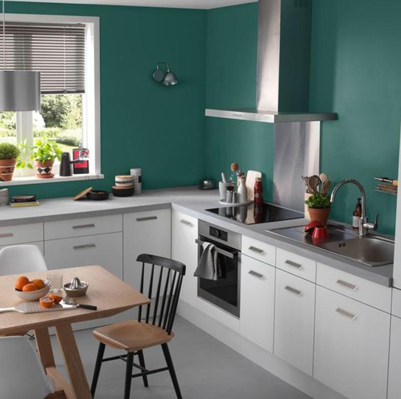 Các mẫu tủ bếp hiện đại cho nhà phố