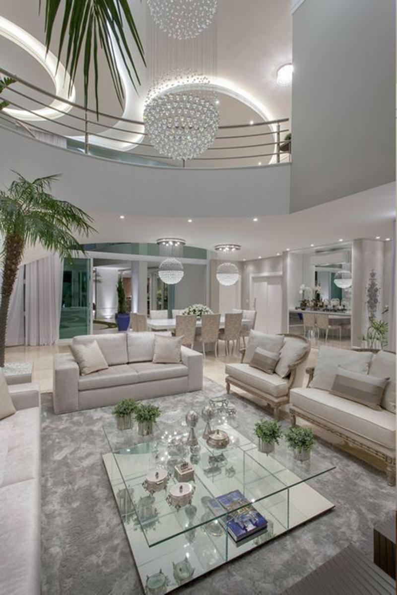 Phong cách thiết kế nội thất biệt thự hiện đại