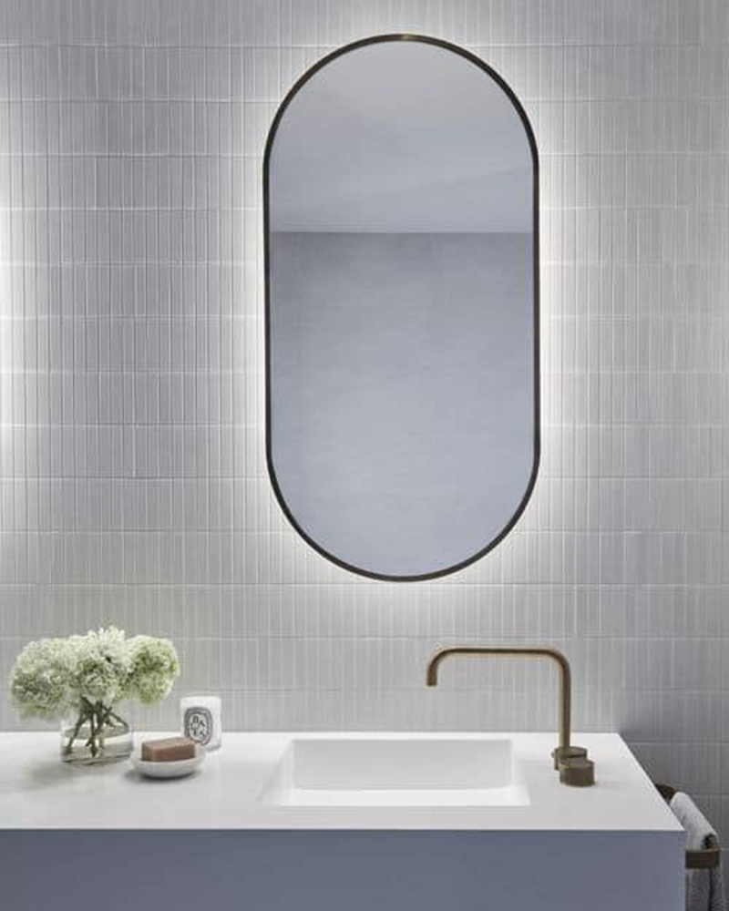 Mẫu thiết kế nội thất phòng tắm