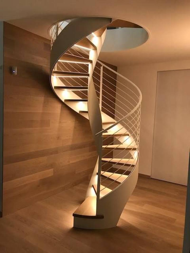 Cầu thang xoắn ốc