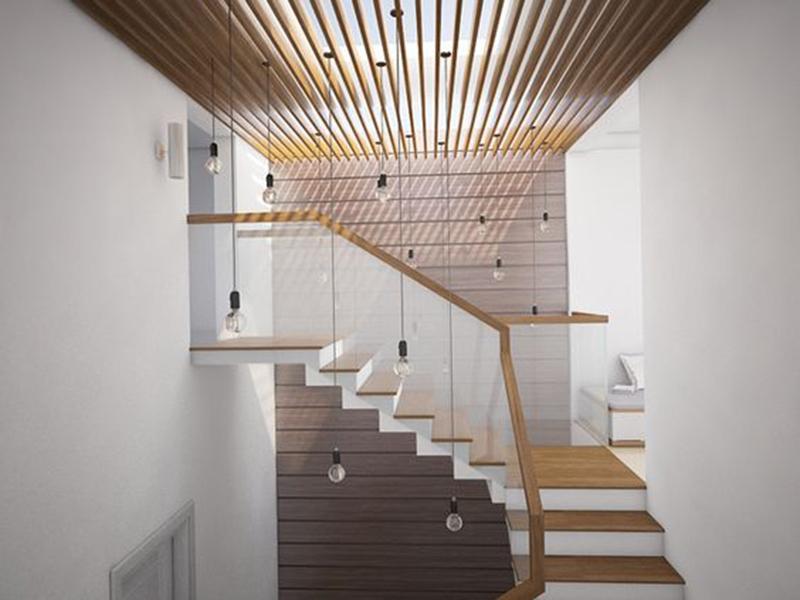 Chọn loại cầu thang phù hợp với thiết kế