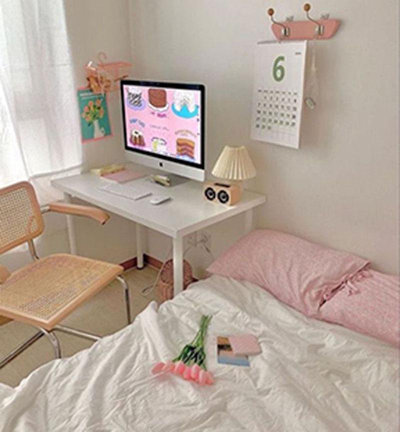Chọn màu sơn phù hợp cho không gian phòng ngủ nhỏ