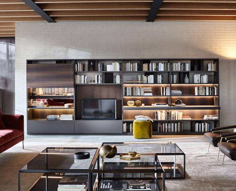Thiết kế nội thất nhà ở Phong cách thiết kế công nghiệp – Industrial