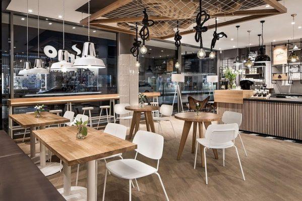 Thiết kế quán cafe - Chìa Khóa đem đến sự thành công cho kinh doanh