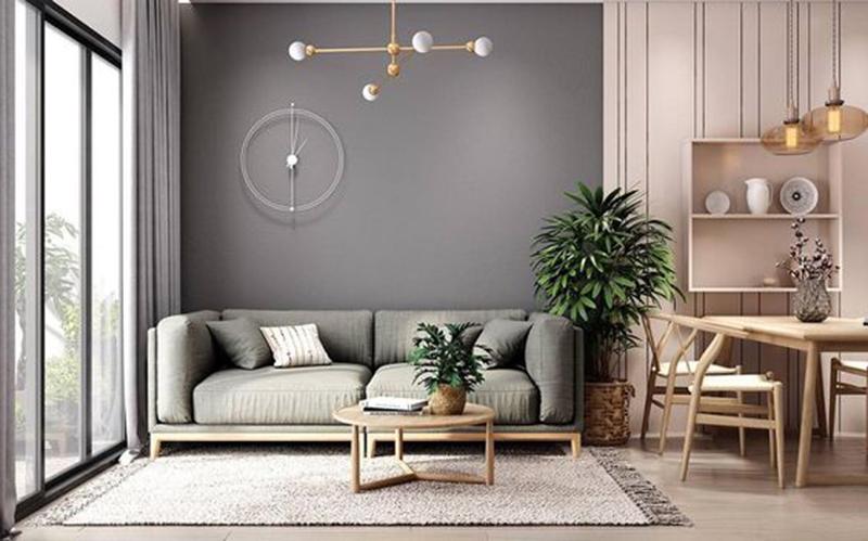 Cùng OPAN VIỆT NAM khám phá những thiết kế phòng khách nhỏ đẹp và sang trọng