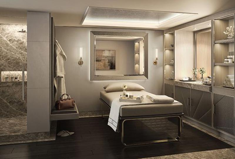 Thiết kế nội thất SPA chuyên nghiệp và đẹp mắt cùng OPAN VIỆT NAM
