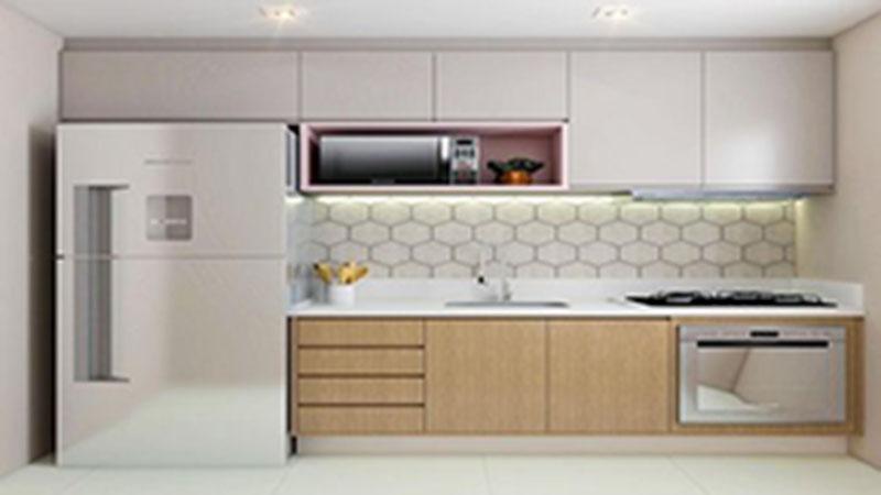 Sử dụng tông màu trắng cho không gian nhẹ nhàng, thuần khiết