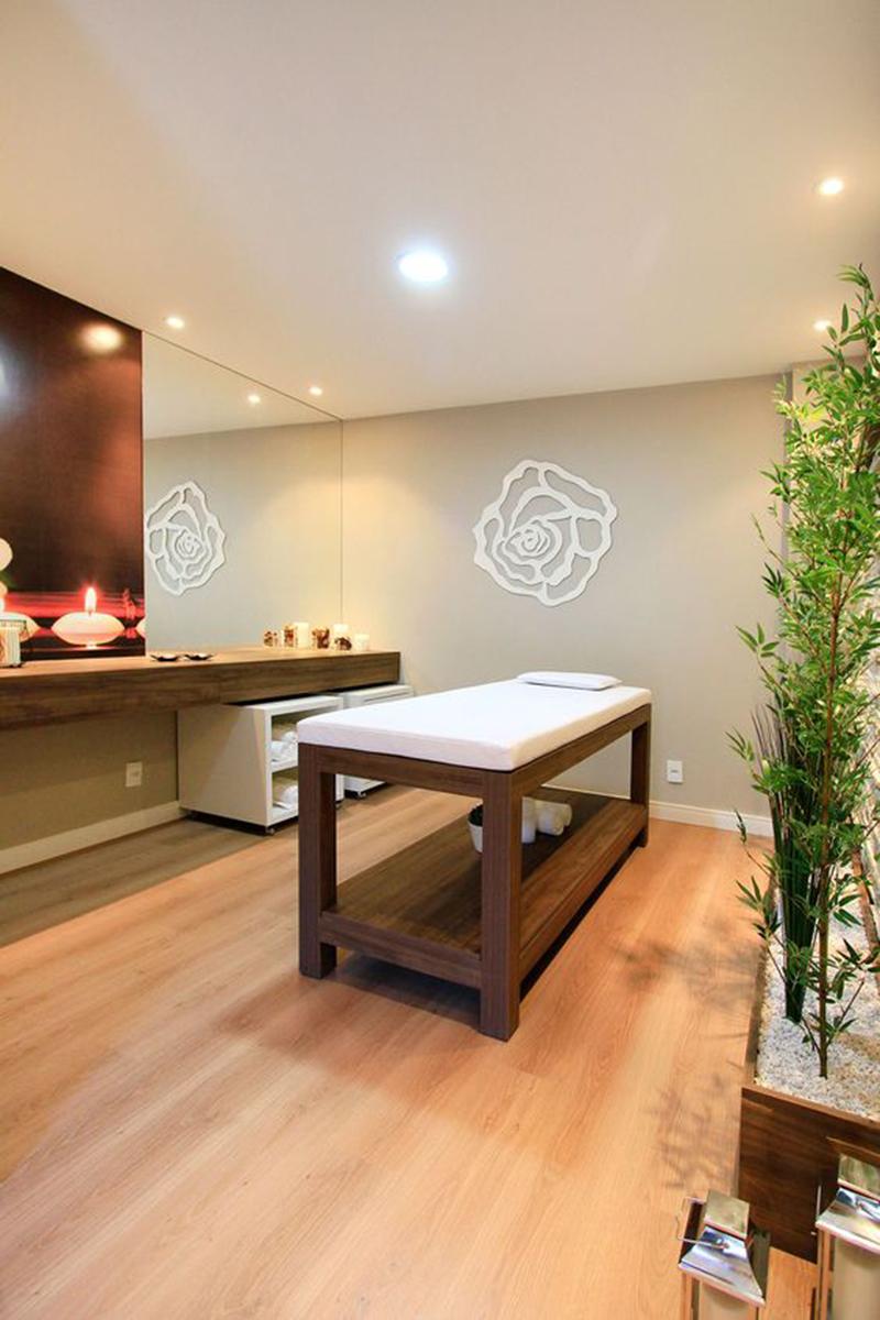 Thiết kế nội thất spa phong cách hiện đại