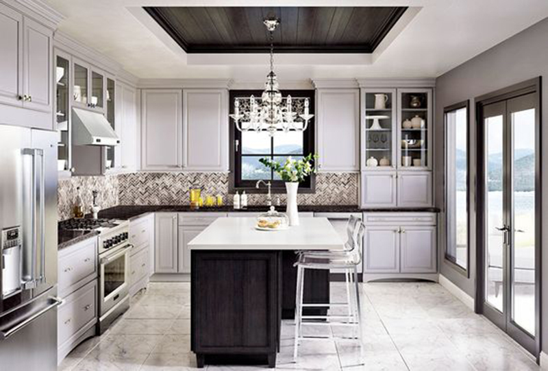 Mẫu 6 - Một số mẫu thiết kế nội thất chung cư do OPAN thực hiện