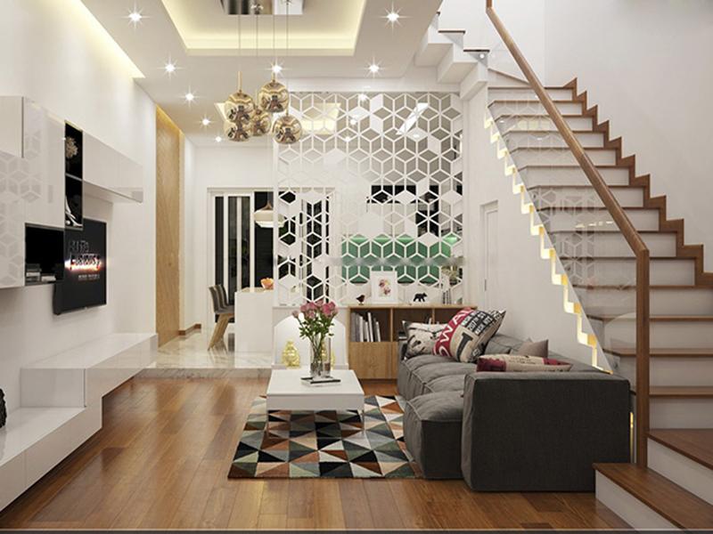 Lựa chọn chất liệu cầu thang cho nhà ở