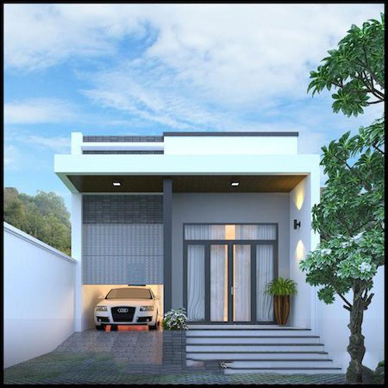 OPAN Việt Nam - Chuyên thiết kế nhà ống 1 tầng đẹp, giá gốc