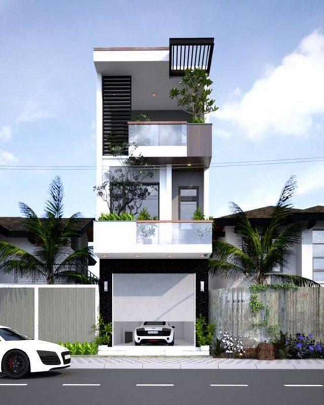 Thiết kế nhà phố đẹp với Opan Việt Nam