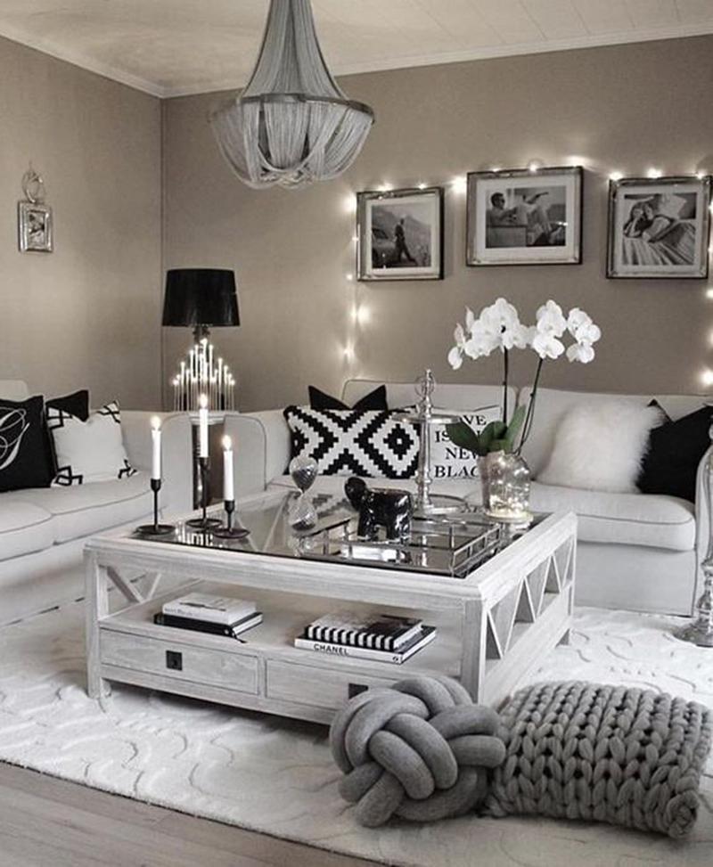 Nội thất chung cư 2 phòng ngủ 70m2 đẹp nhẹ nhàng và tối ưu