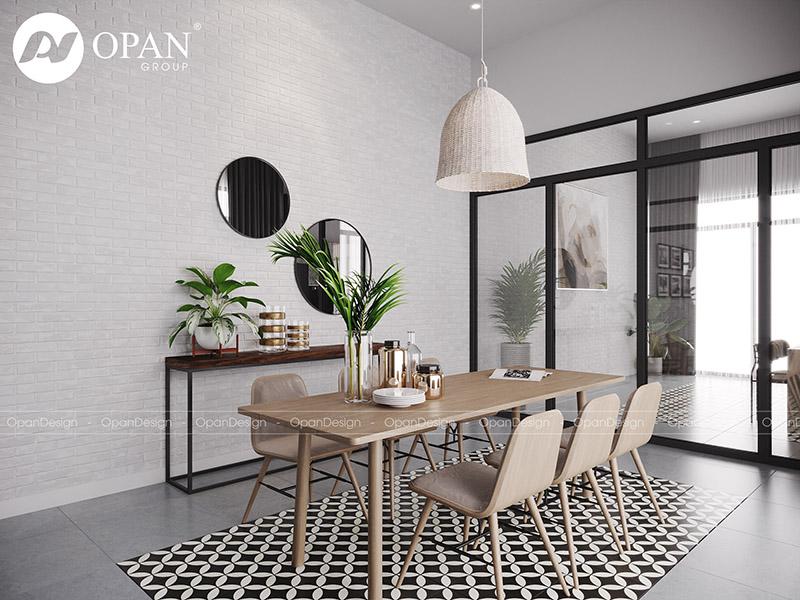 Chung cư với phong cách nội thất tối giản