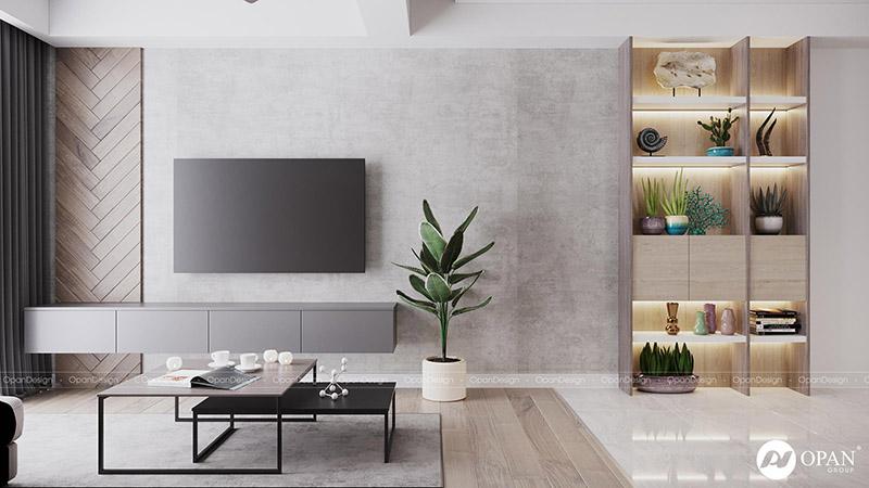 Thiết kế nội thất Opan