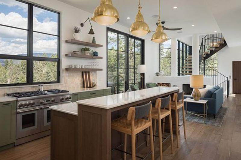 Tiêu chuẩnthiết kế phòng bếpbiệt thự: