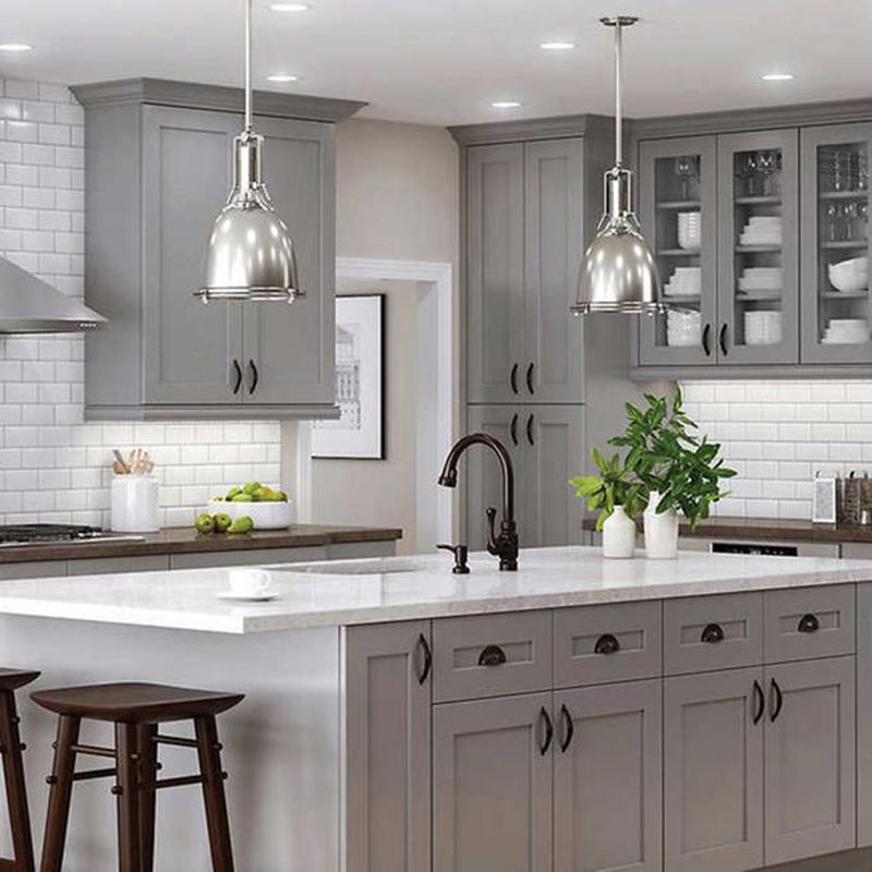 Thiết kế phòng bếp chung cư 70m2