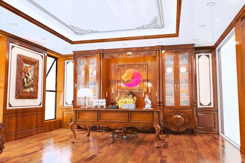 Thiết kế nội thất nhà ở Phong cách thiết kế cổ điển