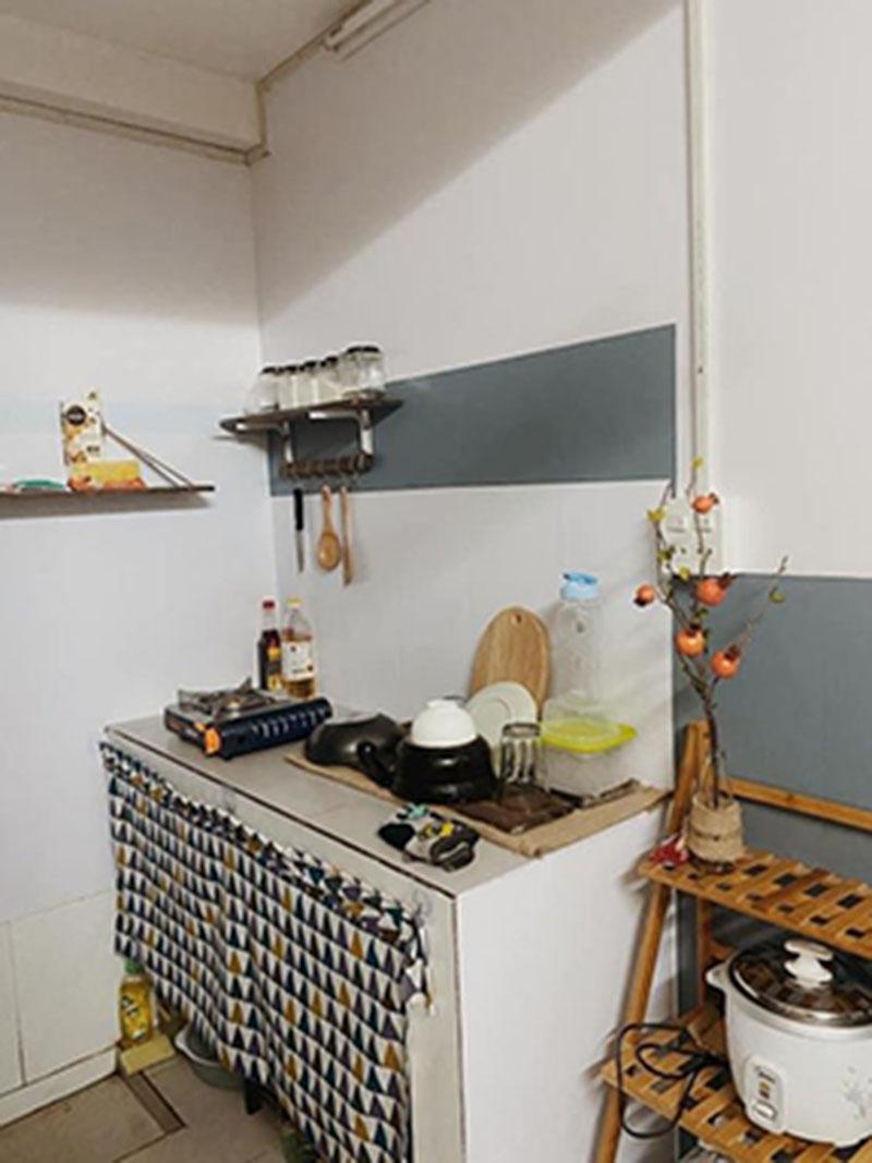 Lãng mạn với phong cách Vintage cho nhà bếp