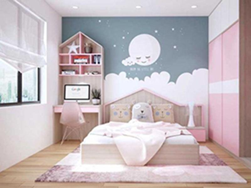 Opan Việt Nam - Chuyên thiết kế phòng ngủ trẻ em đẹp - sáng tạo