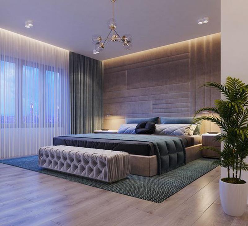 Tiêu chuẩn thiết kế phòng ngủ masterTiêu chuẩn thiết kế phòng ngủ master