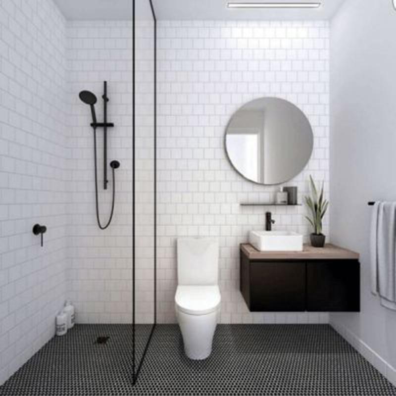 Nội thất nhà tắm, nhà vệ sinh cho nhà cấp 4