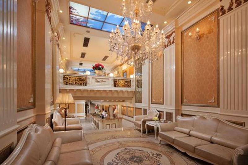Thiết kế khách sạn chú trọng phong thủy