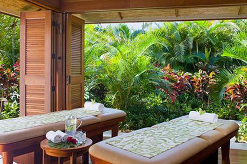 Thiết kế spa đẹp trong resort, khu nghỉ dưỡng (Resort spa)