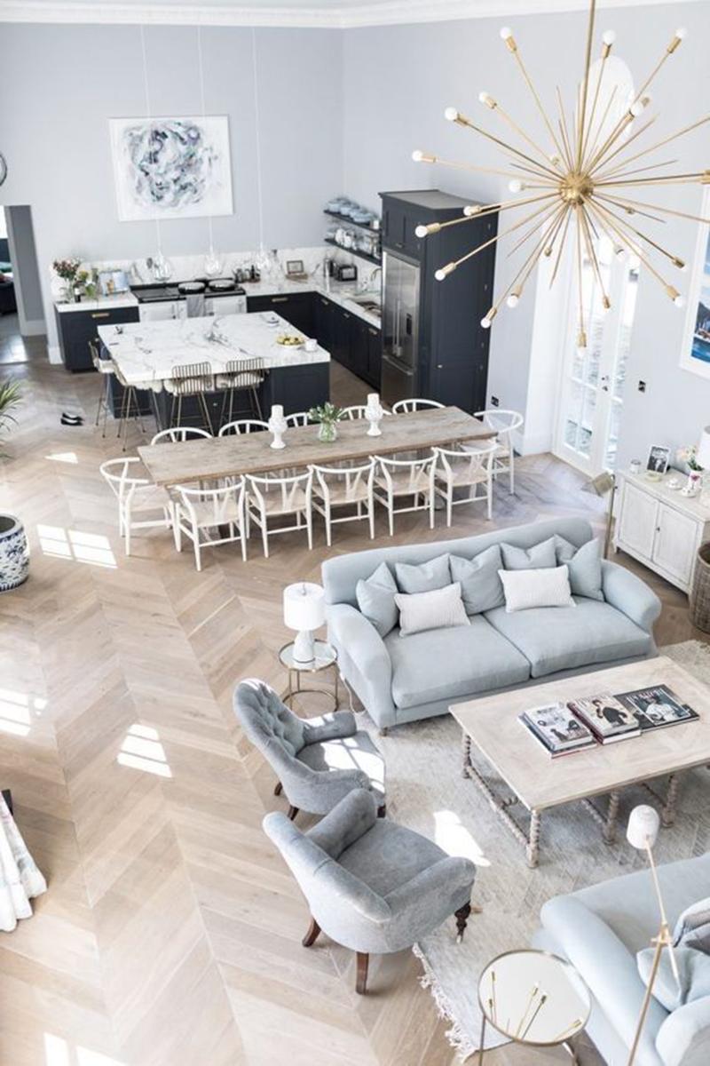 Những căn hộ nhỏ đẹp mang phong cách hiện đại, tinh tế và sang trọng