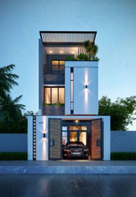 Thi công xây dựng nhà phố tiết kiệm chi phí tại Opan Việt Nam