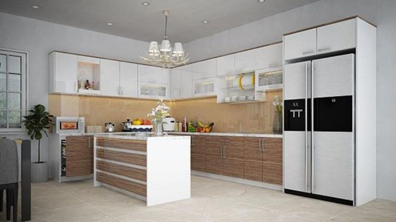 Kinh nghiệm thiết kế nội thất phòng bếp