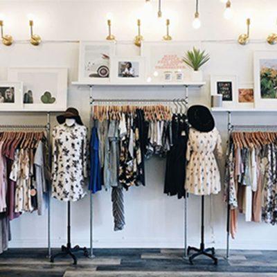 Thiết kế cửa hàng đẹp, nổi bật thương hiệu với OPan Việt Nam