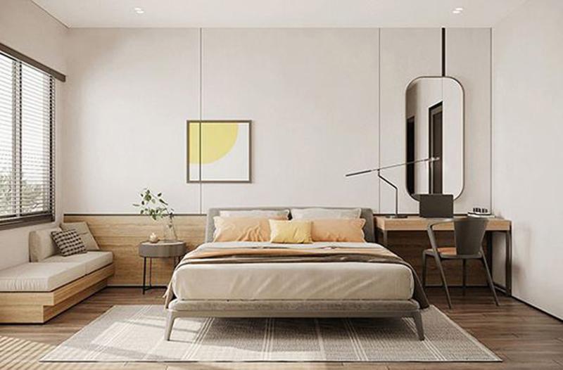 Kinh nghiệm thiết kế nội thất phòng ngủ