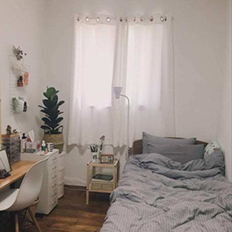 Thiết kế phòng ngủ nhỏ đẹp cùng Opan Việt Nam