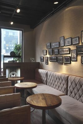 """Mách nhỏ ý tưởng thiết kế nội thất cafe """"không đụng hàng""""với Opan Việt Nam"""