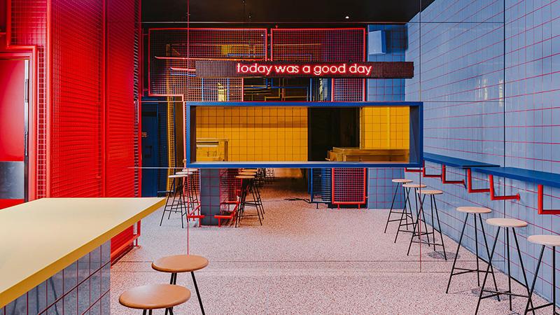 Ấn tượng với kiểu thiết kế nội thất quán cafe phóng túng, thoải mái - Bohemia
