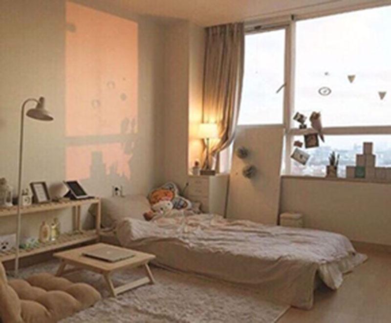 Tiết kiệm không gian với các đồ nội thất nhỏ và đa năng cho phòng ngủ