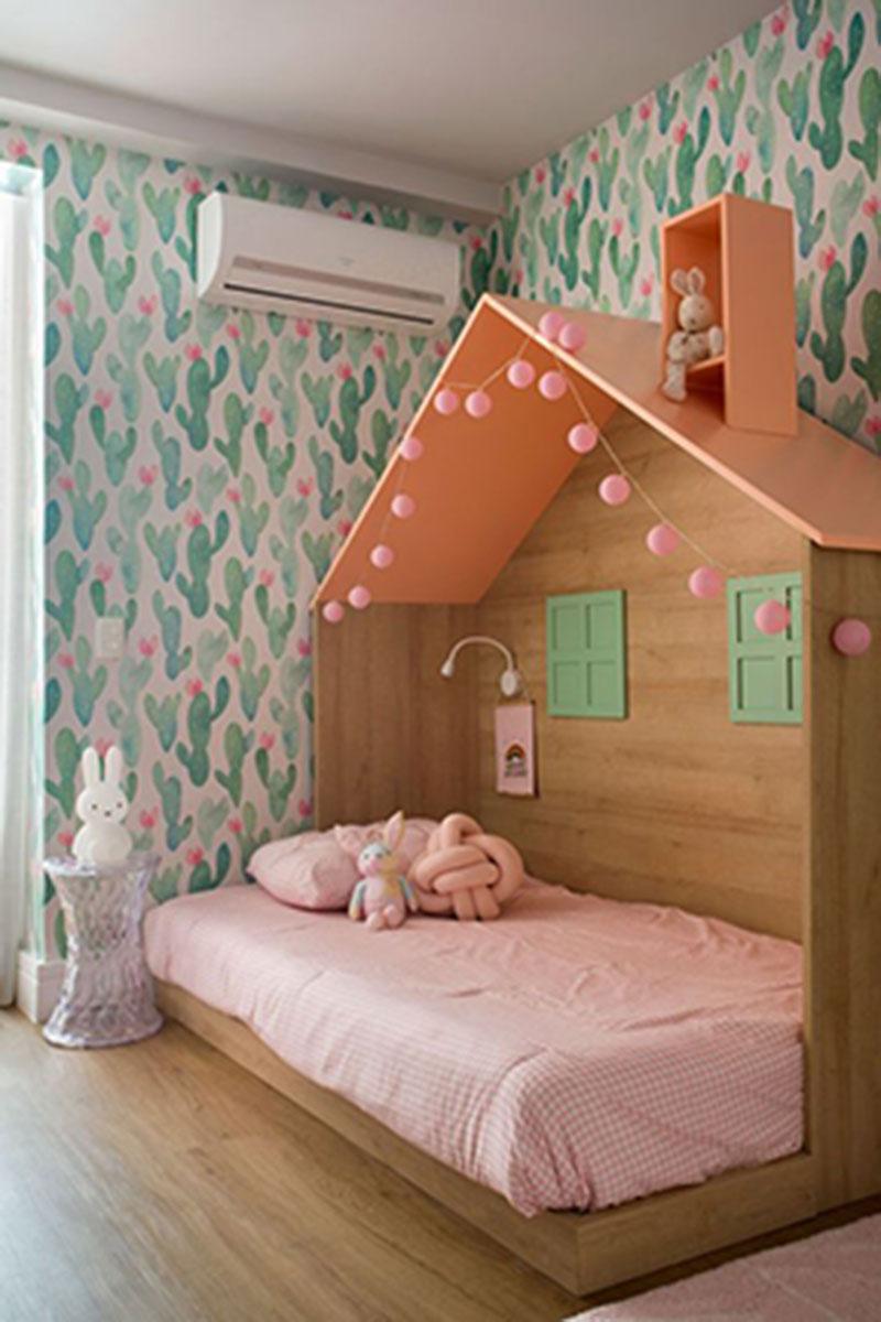 Trang trí phòng ngủ theo đúng lứa tuổi của bé