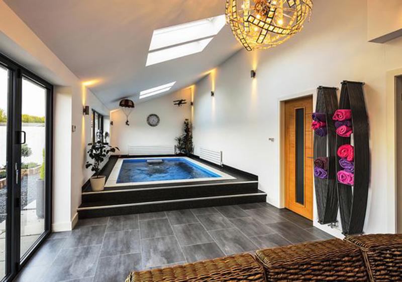 Thiết kế nội thất spa đẹp trong ngày (Day spa) và spa trị liệu (Medical spa)