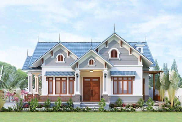 100+ Mẫu biệt thự 1 tầng, Nhà vườn 1 tầng đẹp mắt, ấn tượng từ cái nhìn đầu tiên - Lựa chọn đơn vị thi công nhà vườn 1 tầng uy tín, chất lượng?