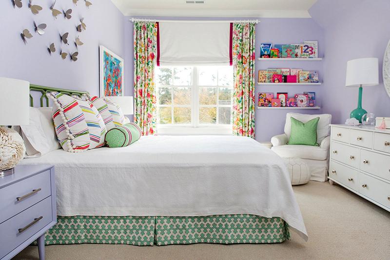 Trang trí phòng ngủ cho bé gái 12 tuổi